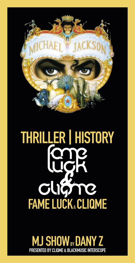 Thriller | HIStory