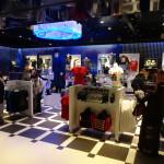 Eingang ONE Shop